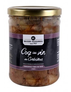Coq au vin des Corbières